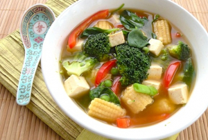 G5. Vegetables & Tofu Soup