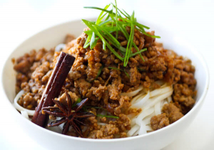 A51. Stewed Pork with Rice Noodles