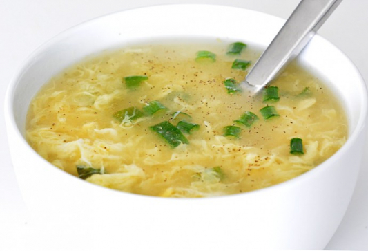 G7. Egg Soup