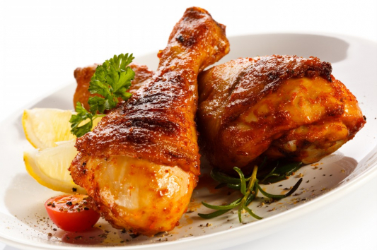 B17. Deep Fried Chicken Drumstick