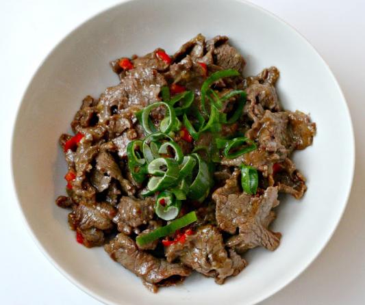 D17. Xin-Jiang Cumin Beef