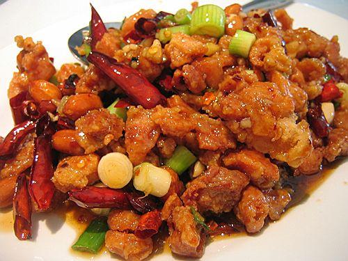 C1. Sichuan Thousand Chilli Chicken