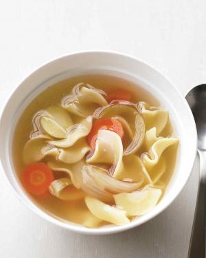 52. Plain Noodle Soup