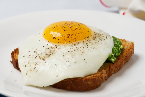 49. Fried Egg