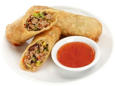 2. Grill Salad Roll (2 rolls)