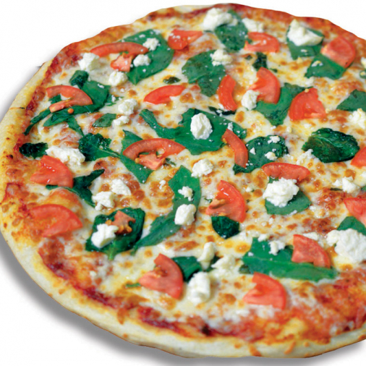 12'' Hot & Spicy Pizza