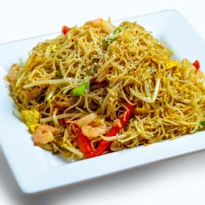 106. Singapore Style Fried Vermicelli