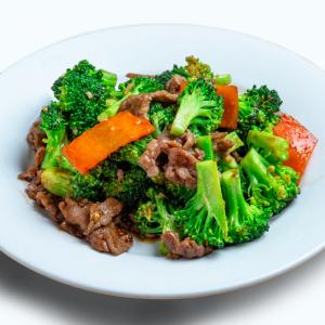 59. Beef with Broccoli - 百加利牛肉