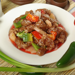48. Sweet & Sour Chicken
