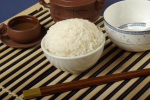 137. Steamed Rice - 丝苗白饭