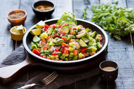 Kachumber Salad