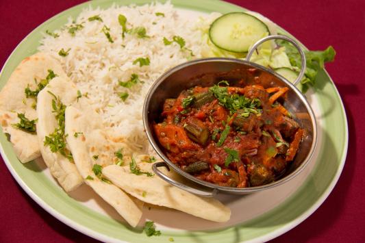 Okra Curry