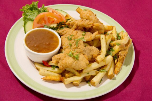Chicken Finger & Fries