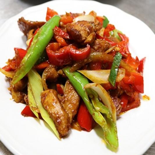 Pepper Chicken 辣子雞