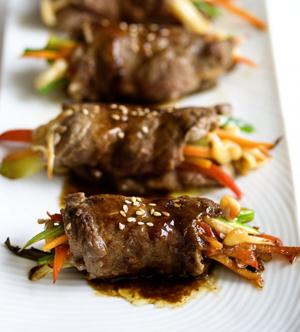 47. Beef Rolls