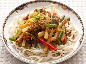 Xin-Jiang Noodles