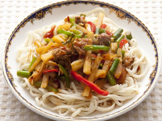 10. Xin-Jiang Noodles