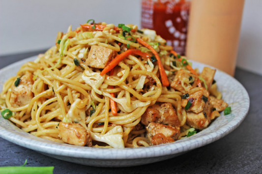 69. Flavored Starch Noodles, Shredded Chicken With Sesame Sauce