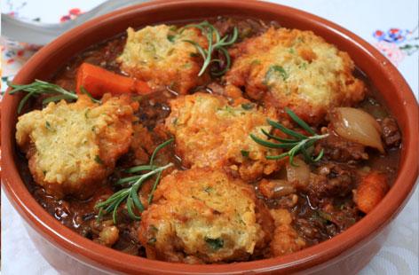 Special Lamb In Hot Pot