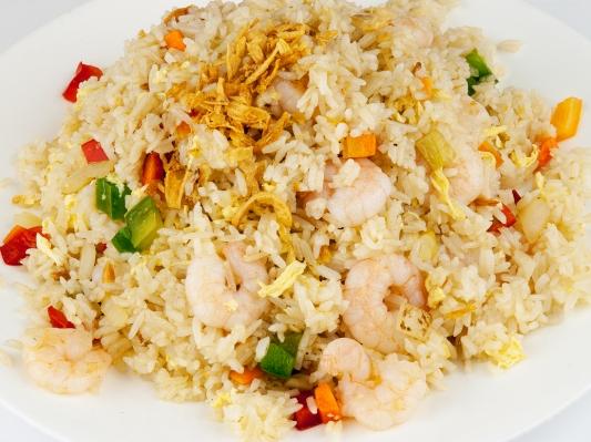 90. Fried Rice (Khao Pad)