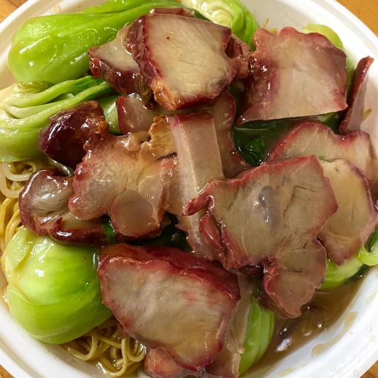 Pork Lo Mein
