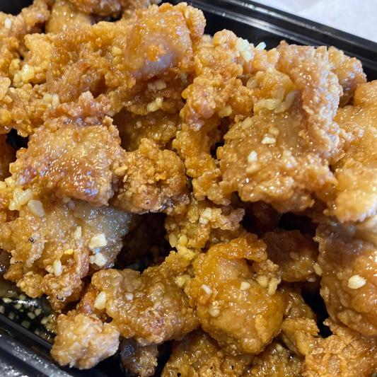 Honey Garlic Pork