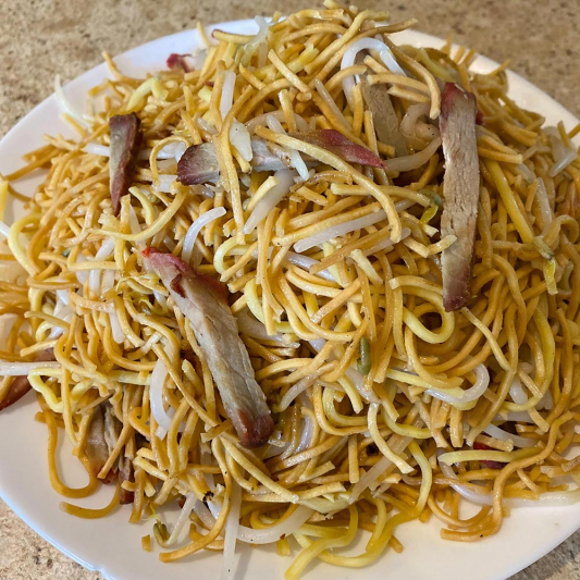 Pork Chow Mein