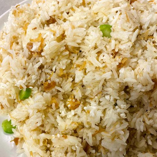 Scallops Egg Fried Rice