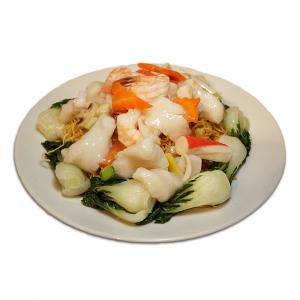 23. Seafood Crispy Noodle