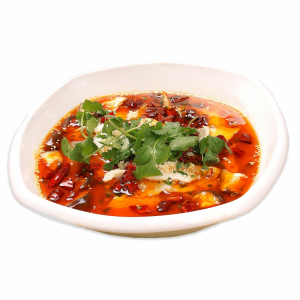 5. Sole Fish Fillet in Chili Sauce