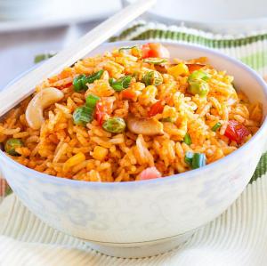 7. Malaysian Style Seafood Fried Rice