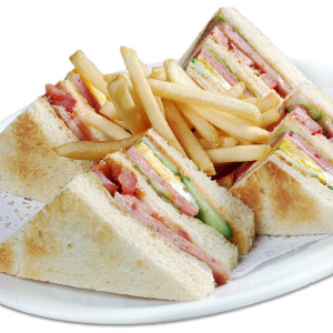 6. Club House Sandwich