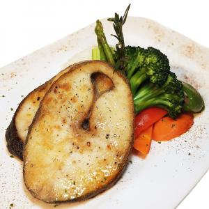 2. Pan Fried Black Cod Fillet