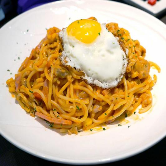 11. House Specialty Spaghetti in Tomato Sauce