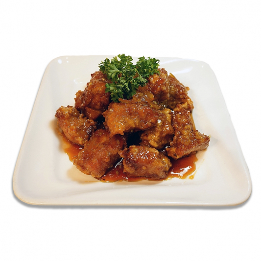 36. Citron Honey & Garlic Spareribs