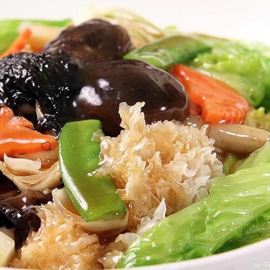 75. Stewed Mixed Vegetable