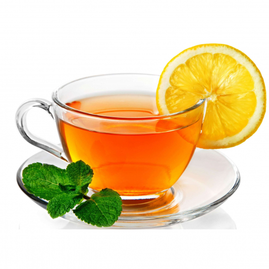 9. Lemon Red Tea