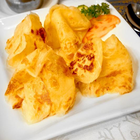 1. Malaysian Style Roti