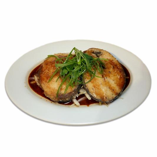 3. Pan Fried Black Cod