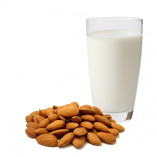 7. Almond Milk