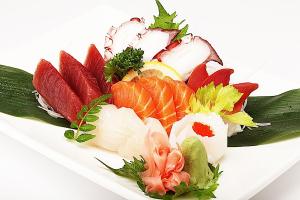 Sashimi Combo A (15 pcs)