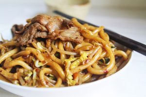 Beef Udon/Soba