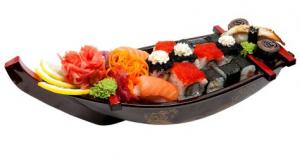 Sushi Boat (20 pcs)