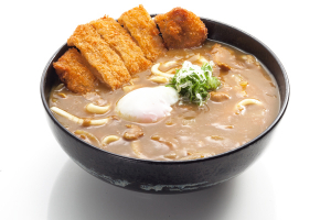 Pork Cutlet Udon