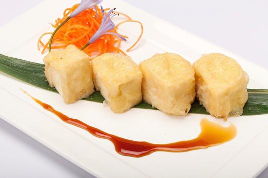 Tempura Tofu (4 pcs)