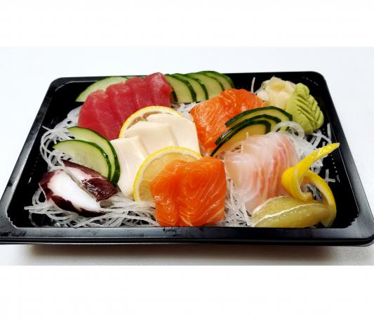 Sashimi Appetizer (9 pcs)
