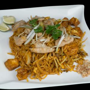 G12 - Curry Chicken Pad Thai