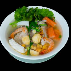 Noodle & Vermicelli Soup