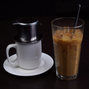 H03 - Iced Vietnamese Filtered Coffee