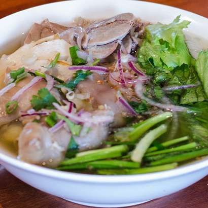 C07- Pork Palm Tapioca Noodle Soup